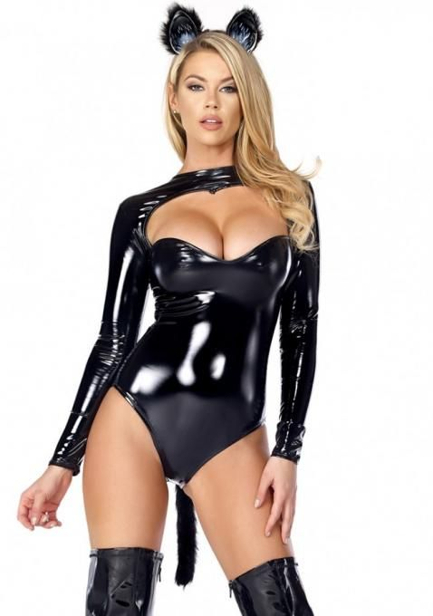 Happy Halloween Pussycats On The Prowl - Jordan Carver -4922