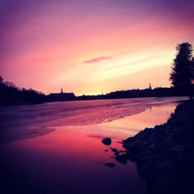 Stockholm - Pinky Sky