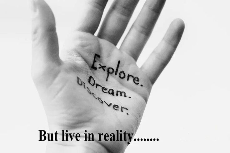 Explore, dream, discover...