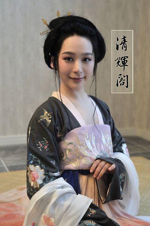 Han Chinese clothing 岂曰无衣?复兴汉服的国内外的同胞们 - 漢服 hanfu ...