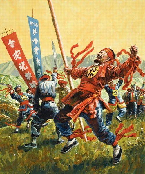 The boxer rebellion in china essay