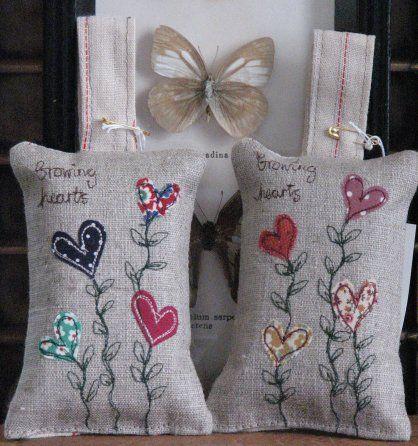 Lavender Bags - Dear Emma Handmade Designs