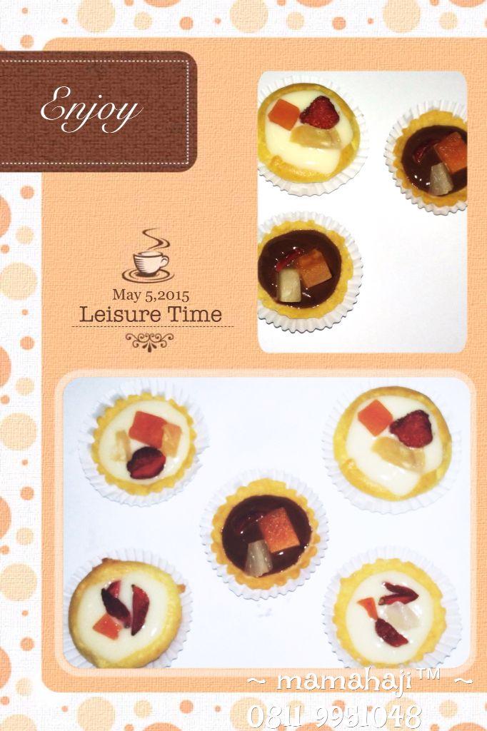 Chocolate Fruit Pie
