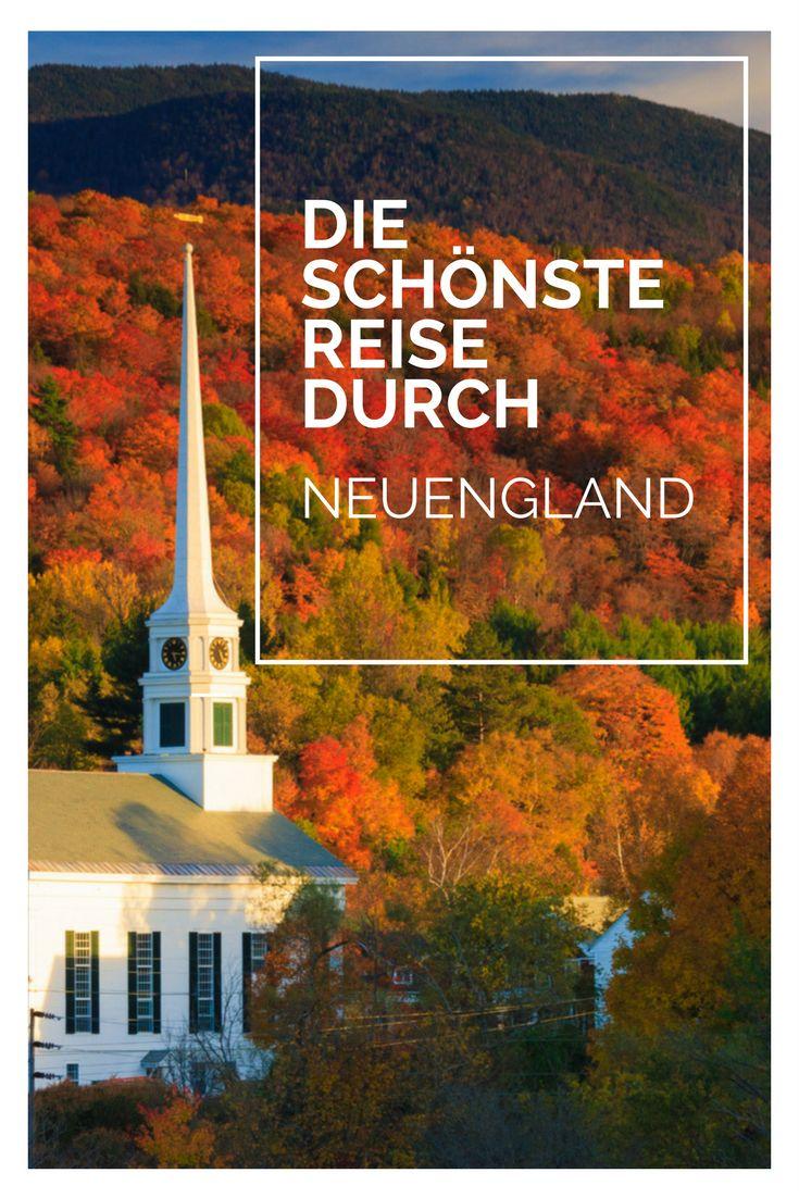 Warum auch Ihr unbedingt zum Indian Summer nach Neuengland reisen solltet und warum sich vor allem eine Reise nach Maine lohnt, erfahrt Ihr hier!
