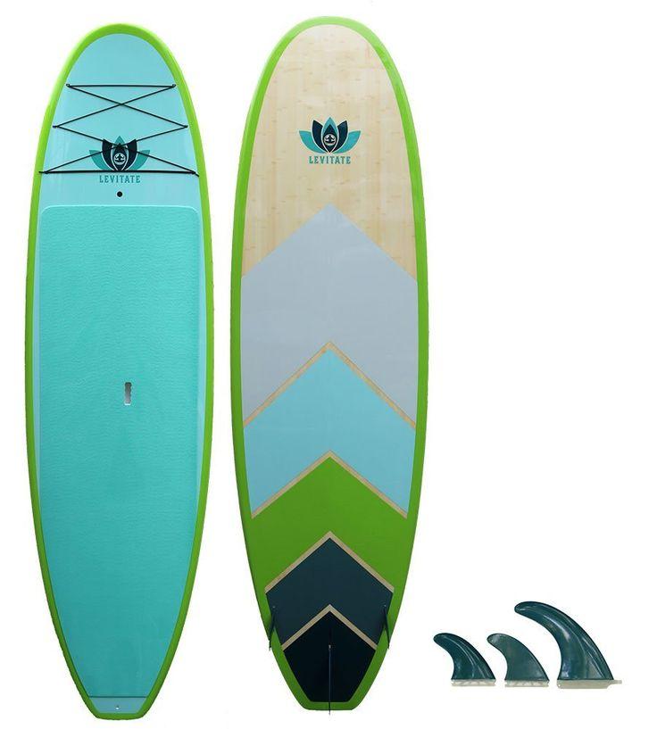 Amazon.com : Levitate Yoga Stand Up Paddleboard, 10'6 SUP : Sports & Outdoors