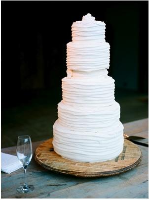 wedding cake // calder clark designs