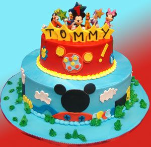 birthday party cake 12 best images about minnie and mickey mouse cakes on 1797