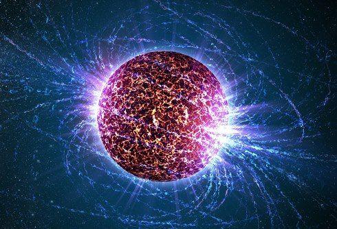 Na direção da constelação de Escorpião foi descoberta a estrela J1614-2230 e é a maior estrela de nêutrons descoberta até o momento e localiza-se a 3.000 anos-luz de distância da Terra a diferença de peso entre ela e a estrela de nêutrons chamada J1903+0327 é de meia massa solar. Considerando-se de que uma pequena quantidade de material da estrela equivalente a 1 cubo de açúcar pesa o mesmo peso equivalente ao monte Everest (1 bilhão de toneladas). )