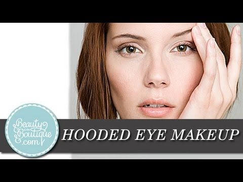 Hooded Eyes Makeup Tips! - YouTube
