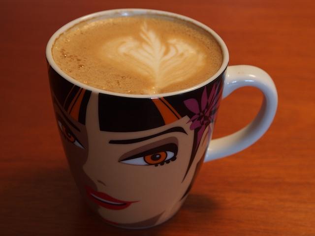Café matinal dans ma tasse Ritzenhoff