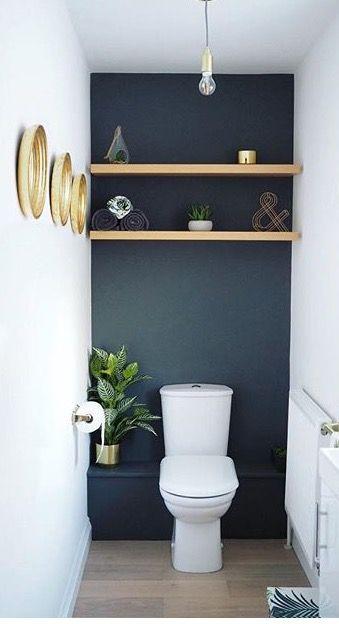 df40aca6733420 Toilette moderne ⚘  Axl Plt ⚘   Home Sweet Home   Pinterest ...