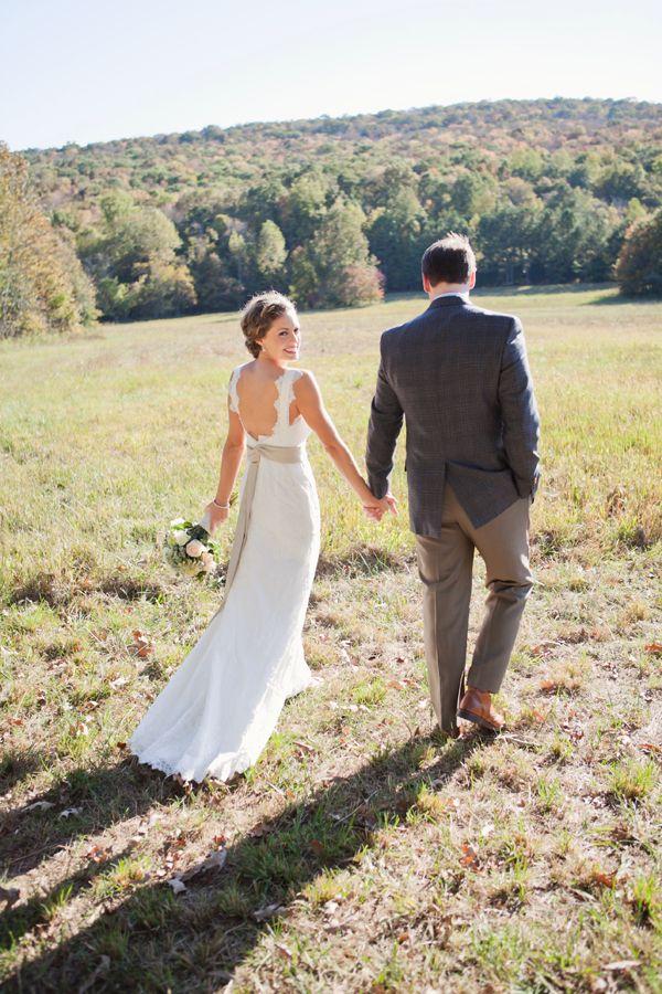 beautiful #wedding portrait   photo by Caroline Joy