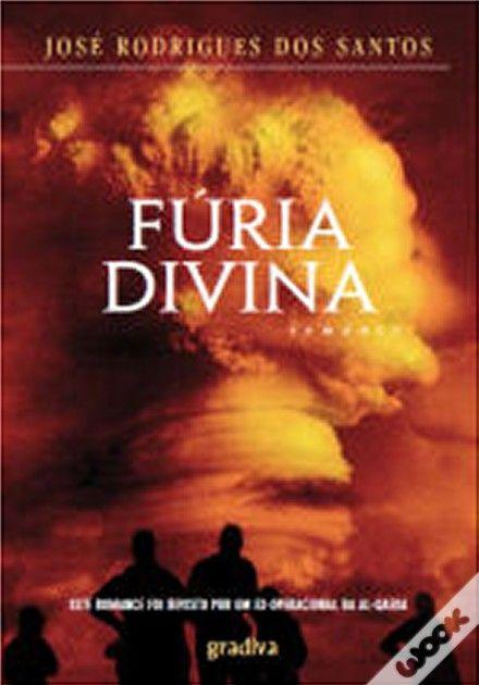 Fúria Divina, José Rodrigues dos Santos - WOOK