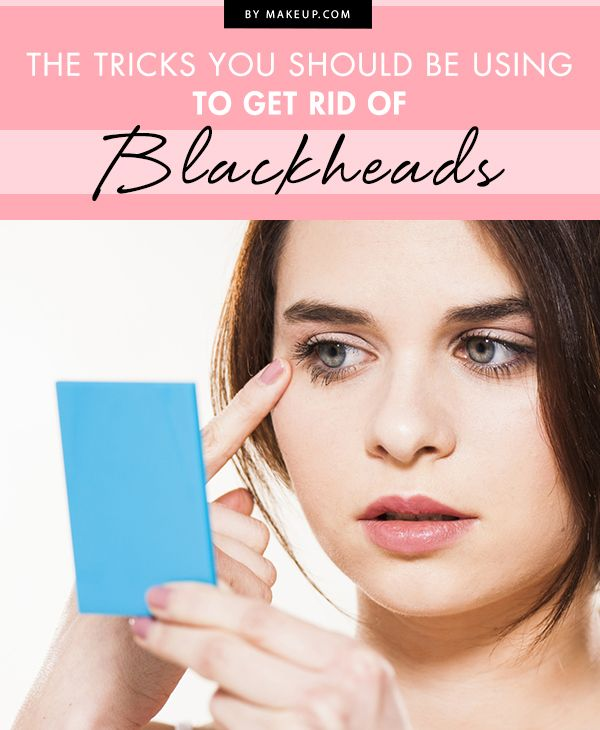 You've probably been removing black heads the wrong way! Here's how to make sure you're getting rid of them the right way.