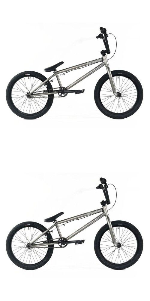 Colony The Living BMX Bike, Silver with Black, 20-Inch | BMX Bikes ...