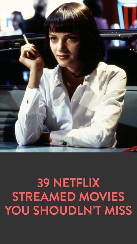 @florindas para cuando no sepamos qué ver... 39 Netflix-streamed movies you shouldn't miss
