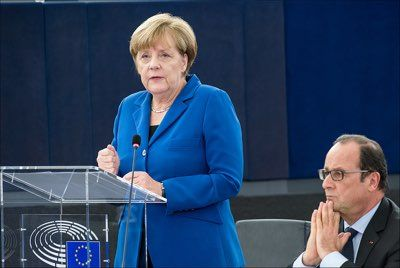 """German Chancellor Prepared for Tough G20 Negotiations http://betiforexcom.livejournal.com/26003687.html  German chancellor Angela Merkel said on Wednesday that she was prepared for """"difficult negotiations"""" at this week's G20 summit in Hamburg, where she is struggling to hold the group together in the face of conflicts between European states and US President Donald Trump over trade and climate change. But she and Chinese president Xi Jinping, […]The post German Chancellor Prepared for Tough…"""