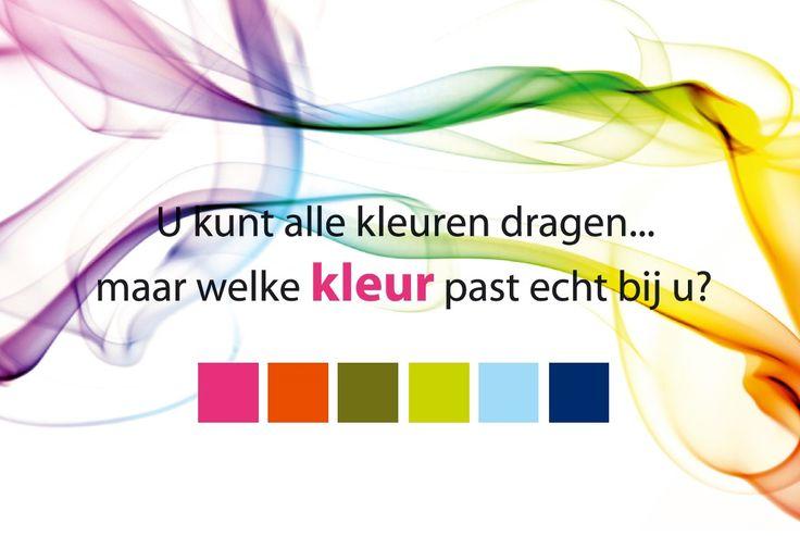 Kleuren Zijn Een Belangrijk Onderdeel Van Ons Dagelijks