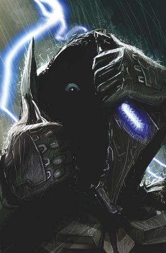 BATMAN: ARKHAM CABALLERO - GENESIS # 2 : En una historia generada por el juego de gran éxito del verano, Batman: Arkham Knight, el origen de la enigmática Arkham Knight continúa!  No te pierdas nuestra impresionante segunda cuestión, cuyos detalles son demasiado caliente para solicita!  Hace falta decir más | masacre80