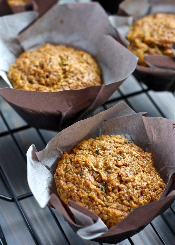 17 Best ideas about Pumpkin Zucchini Muffins on Pinterest ...