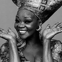 Brenda Fassie - Wild child of South African pop!