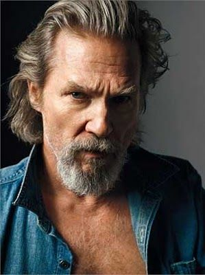 This man (Jeff Bridges for those under a rock) would have made a fantastic Haymitch (even in spite of the age thing. He looks young enough). What a gorgeous man.