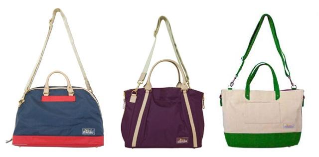 Fleurville Mothership Diaper Bag