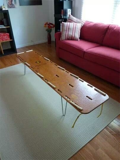Backboard Coffee Table Cute EMS Families House Stuff