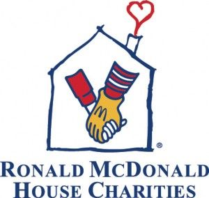 Giving all families a place to stay when a child is hospitalized. My kids love to give our change to Ronald!