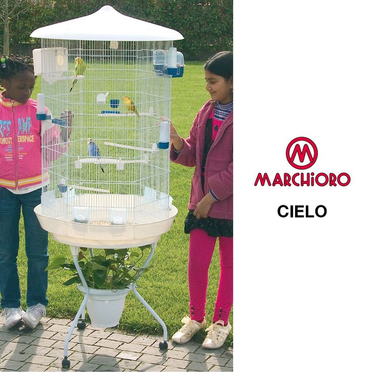 #CIELO  Voliera  #marchioro #lineapet #welovepet