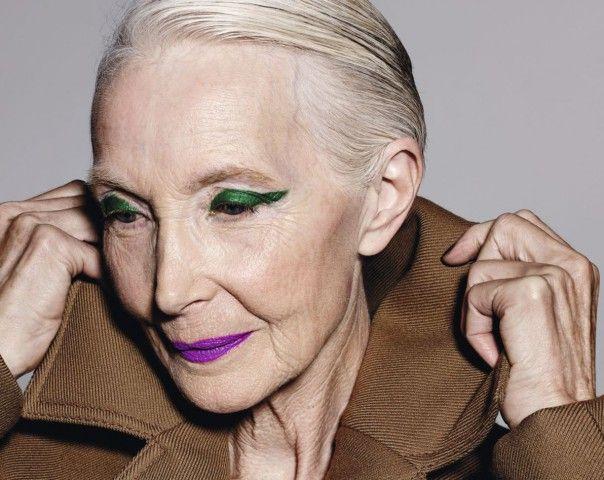 that makeup...