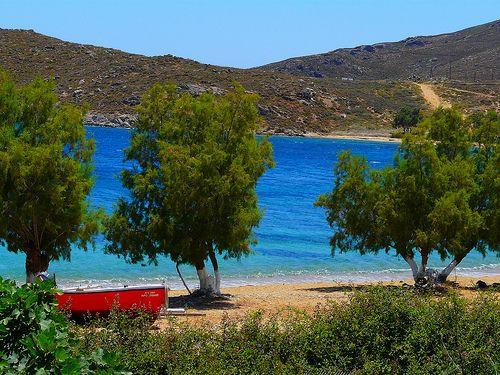 Livadakia beach, Serifos island