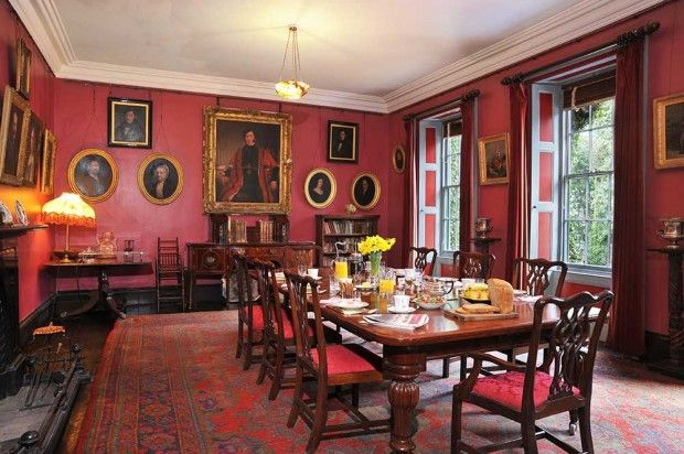 dining room country house - Google Search