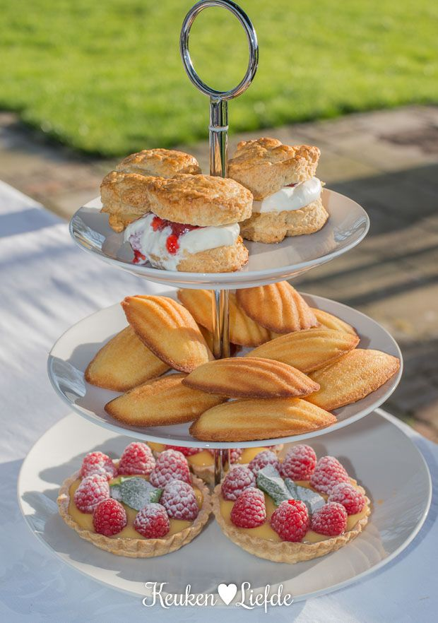 Genoeg 19 best High tea recepten images on Pinterest | High tea, Tea time  RT29