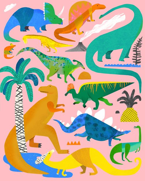 Dino's by Natasha Durley                                                                                                                                                                                 More