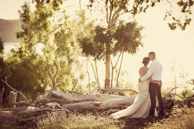 Ashley & Kiama Long - Hamilton Island Weddings