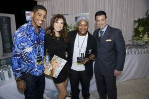 Nerium Gifting Suite | Kyle Massey and Wynton Harvey at the 44th Annual NAACP Image Awards  photo