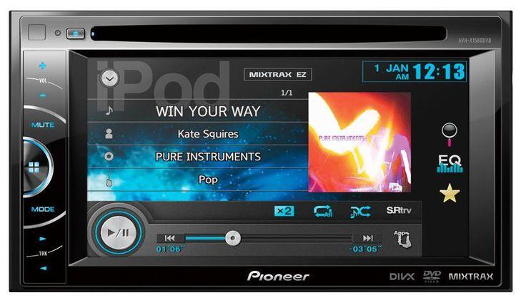 DVD player automotivo pioneer com R$ 200 de desconto.