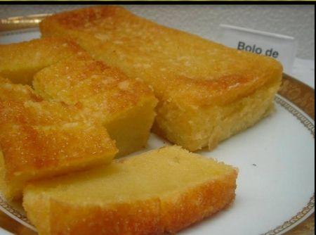 Receita de Bolo de Mandioca - Cyber Cook Receitas...