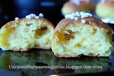 Pan di Zucca Senza Glutine   Un cuore di farina senza glutine