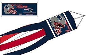 New England Patriots Windsock