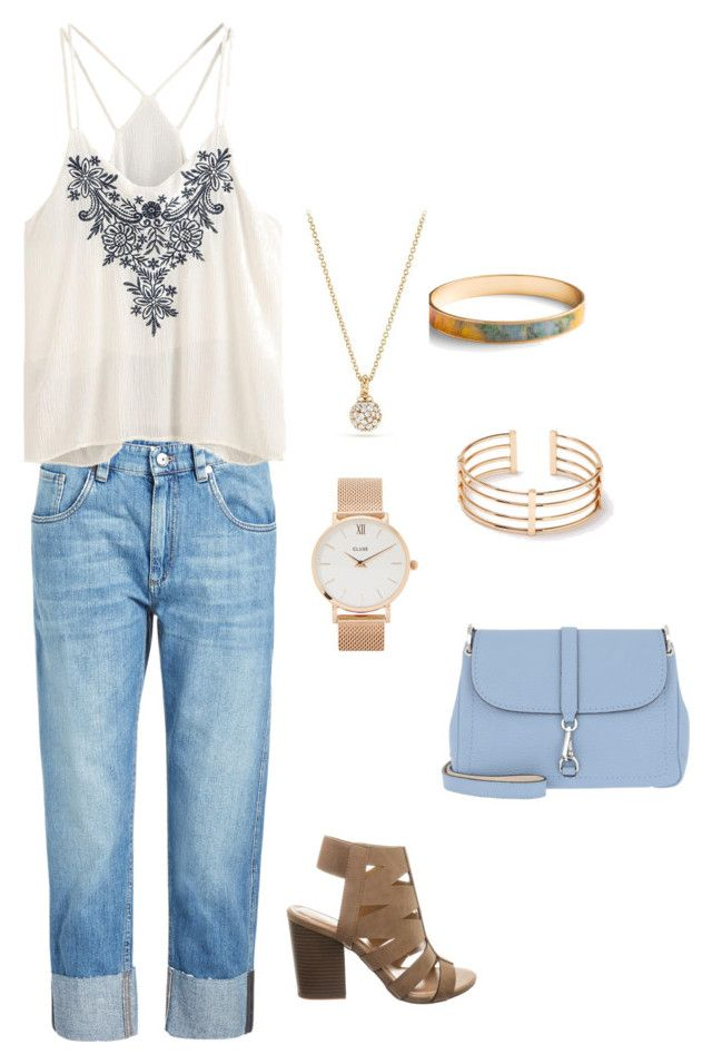 """Untitled #21"" by cass0698 on Polyvore featuring Brunello Cucinelli, CLUSE, David Yurman and Bogner"