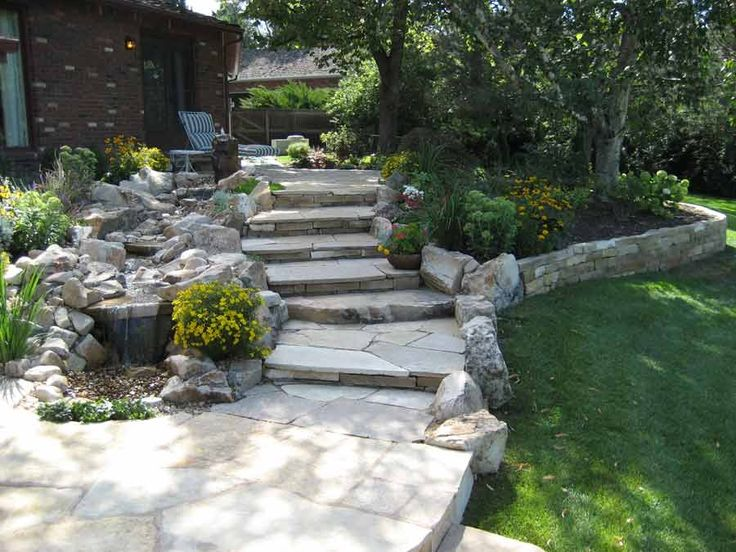 26 best images about outdoor water feature ideas on - Backyard water feature ideas ...