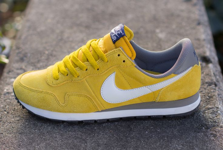 "Got these Nike Air Pegasus 83 ""Dark Citron"" and L.O.V.E them."