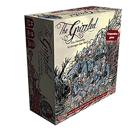 The Grizzled Cooperative Card Game || $20