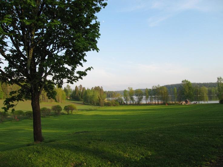 Salmijärvi 50-vuotispäivänäni 26.5.2007