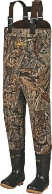 Cabela's Women's 3mm Neostretch™ Waders with Lug Soles