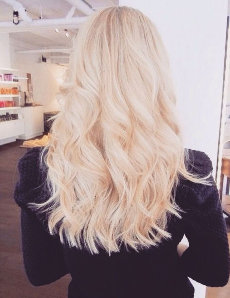 Blunt Hairstyles Long Wavy Hair Frisyrer