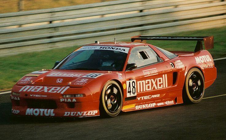 Honda NSX 1994 Le Mans 24 Hours race Nsx, Le mans, Honda