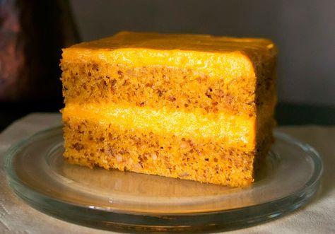 Тыквенный пирог: полезно, просто, вкусно